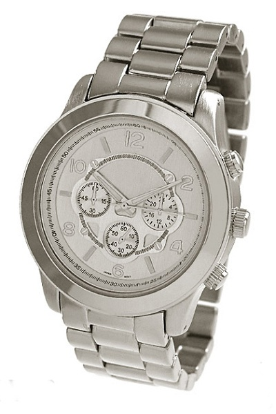 Xanadu Silver Men's Watch