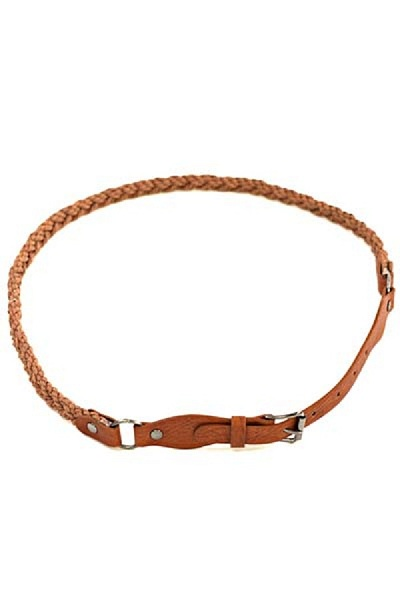 Boho Braided Rope Belt - More Colors