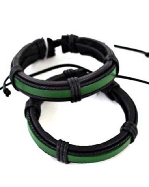 Valkyr Leather Bracelet - More Colors