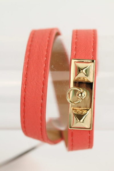 Twin Peaks Leatherette Wrap Bracelet - More Colors