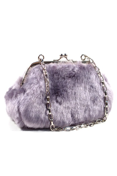 Katya Fur Clutch - More Colors
