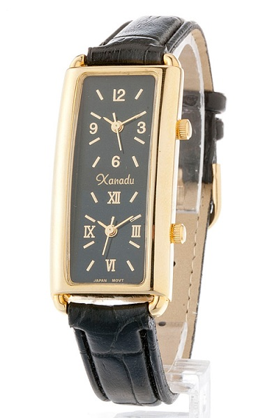 Xanadu Dual Time Skinny Watch - More Colors