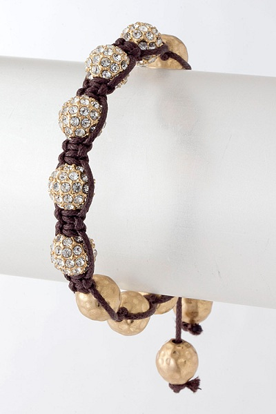 Karma Shamballa Bracelet - More Colors