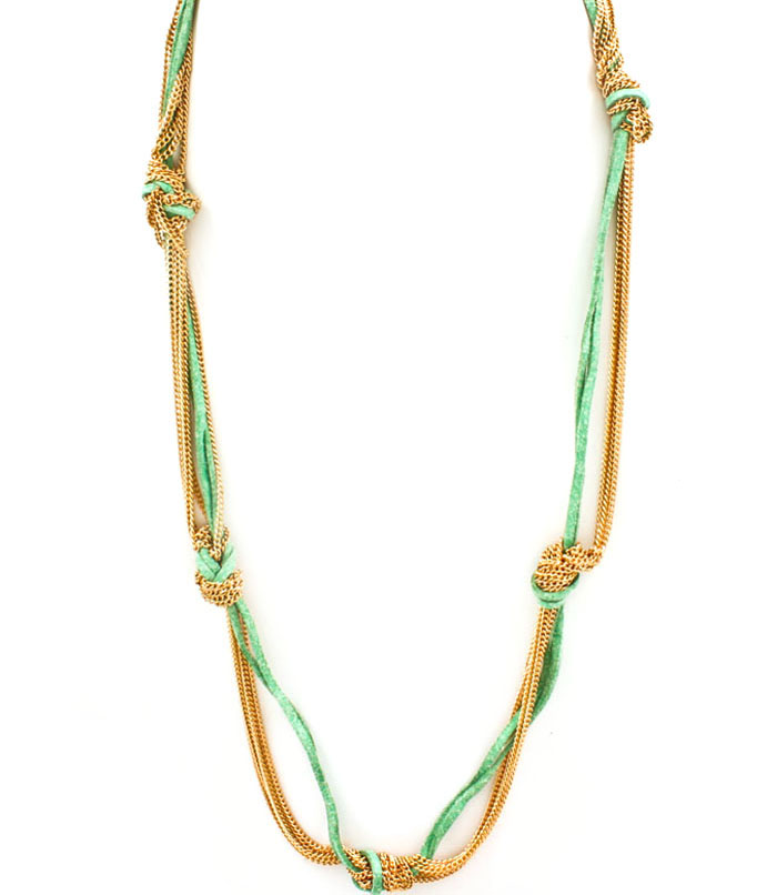 Sloane Suede Necklace - More Colors