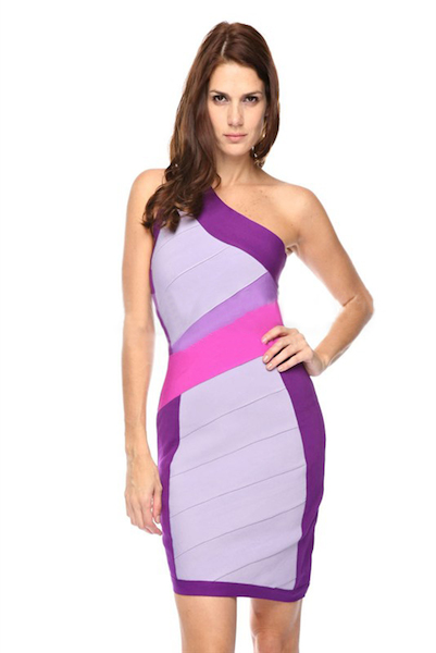 Wow Couture Luxe Bandage Dress