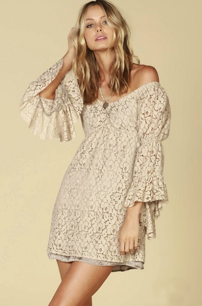 Lucy Love Lace Wild Child Date Night Dress