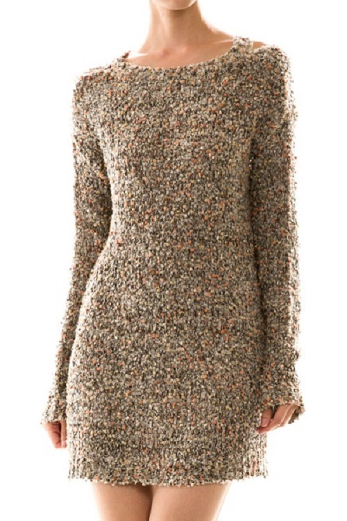 Reese Oversized Tunic Sweater Dress - More Colors