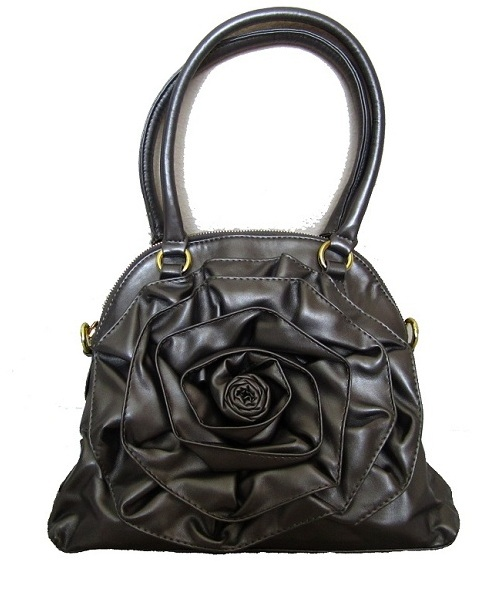 Uddini Designer Rose Handbag - Large
