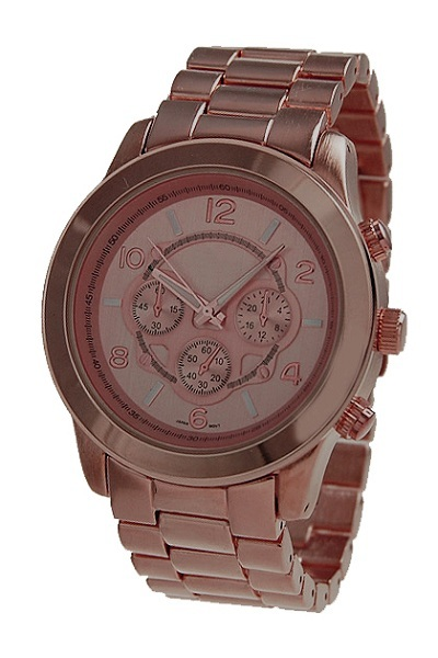 Xanadu Chocolate Men's Watch - Click Image to Close
