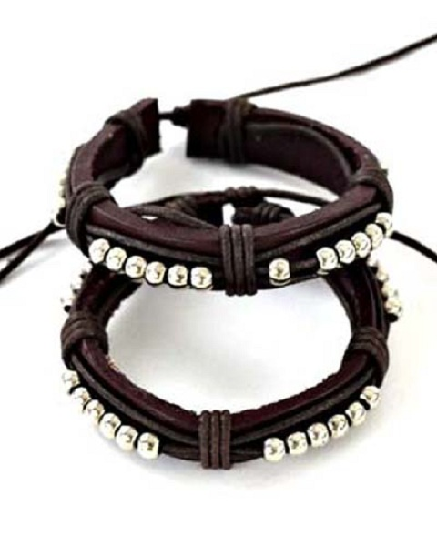 Appalachian Leather Bracelet - More Colors
