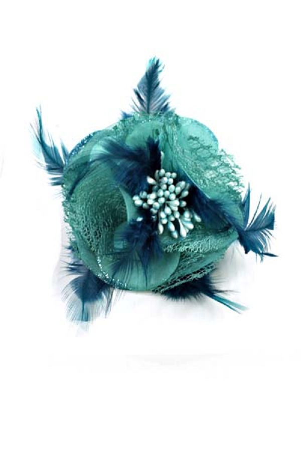 Royal Diana Fascinator - More Colors