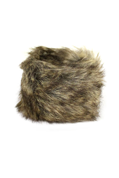 Ayla Faux Mink Fur Bracelet - More Colors