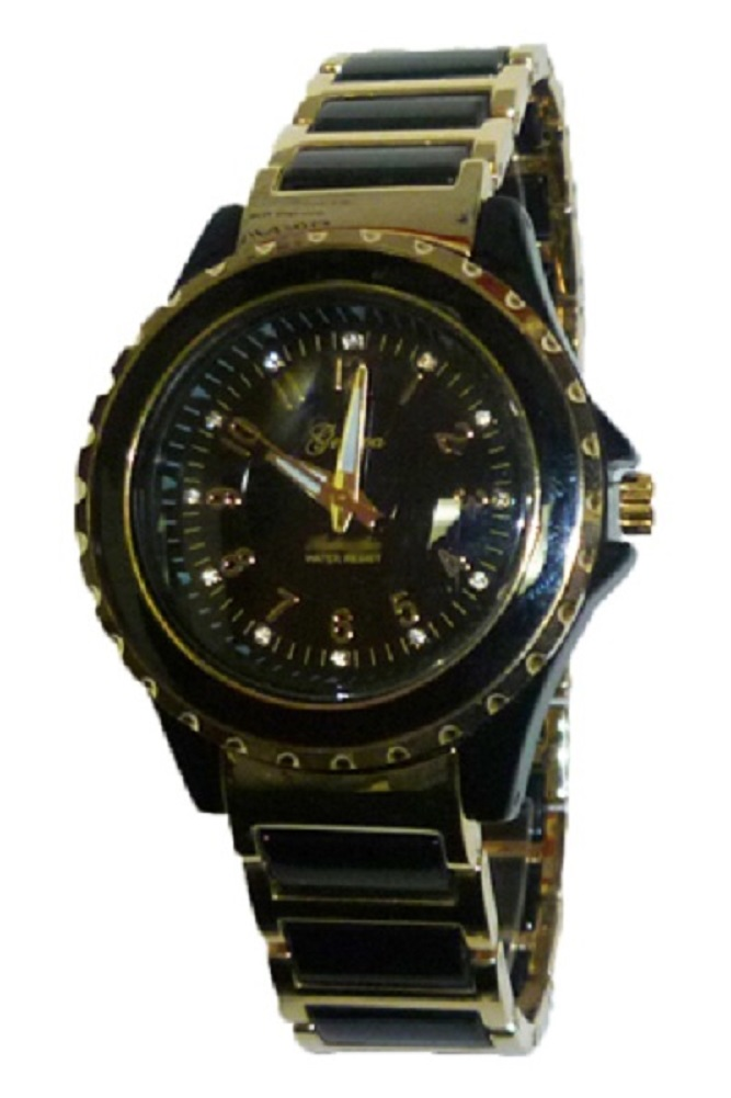 Geneva MK5322 MOP Center Unisex Watch - More Colors - Click Image to Close