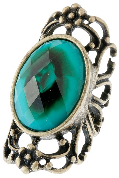 Jewel Edwardian Ring