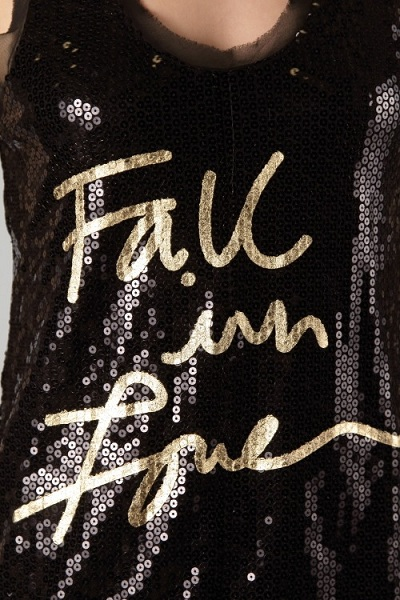 Fall In Love Sequin Dress