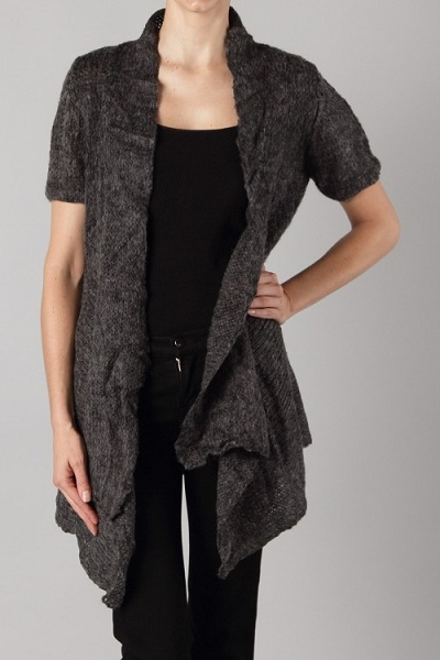 Sheri Short Sleeved Knit Cardigan - More Colors : Ava Adorn ...