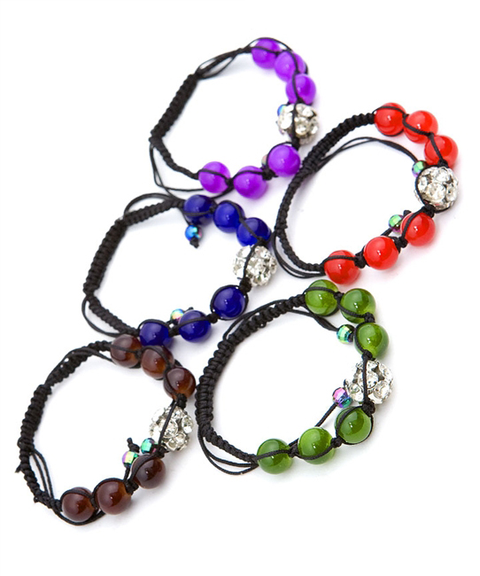 Samsara Disco Ball Shamballa Bracelet - More Colors