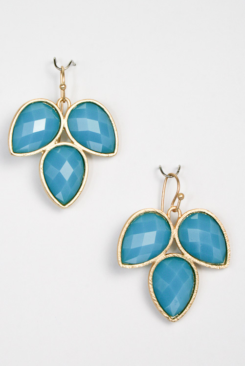 Breezy Beautiful Earrings - More Colors