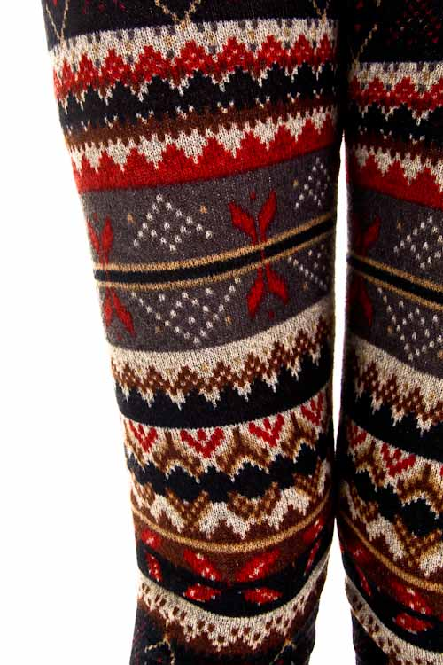 Scarlett Knit Sweater Leggings