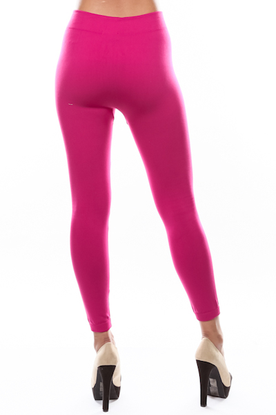 Freezeproof Fleece Leggings - More Colors