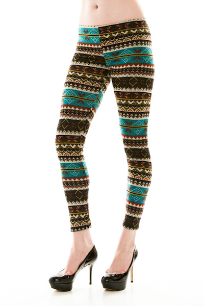 Charlotte Knit Sweater Leggings