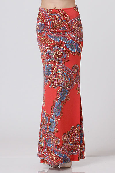 Chenais Maxi Skirt - More Colors