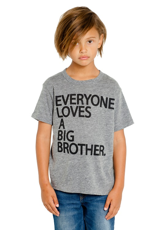 Big Brother Kids Graphic Tee