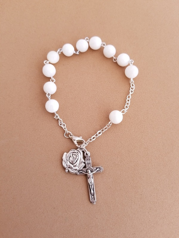 Fatima Rosary Bracelet - More Colors