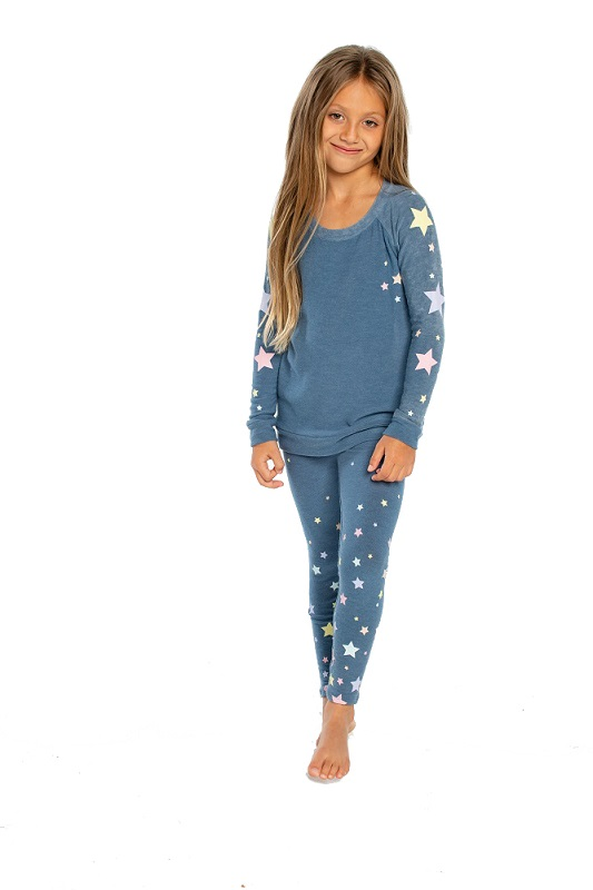 Candy Stars Kids Cozy Pullover