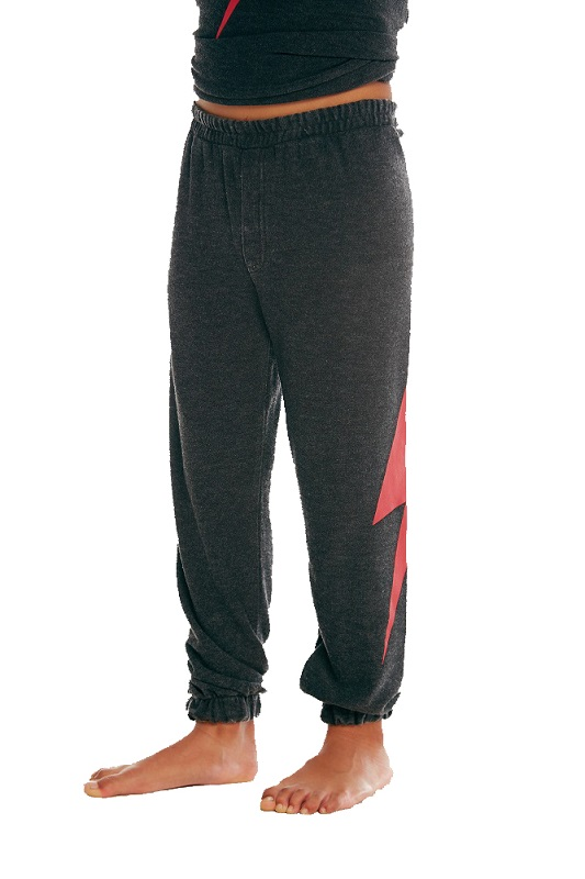 Red Bolt Kids Cozy Joggers